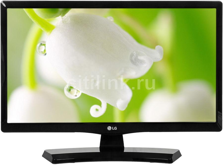 """Телевизор LED LG 24"""" 24MT48VF-PZ черный/HD READY/50Hz/DVB-T2/DVB-C/DVB-S2/USB (RUS (отремонтированный)"""