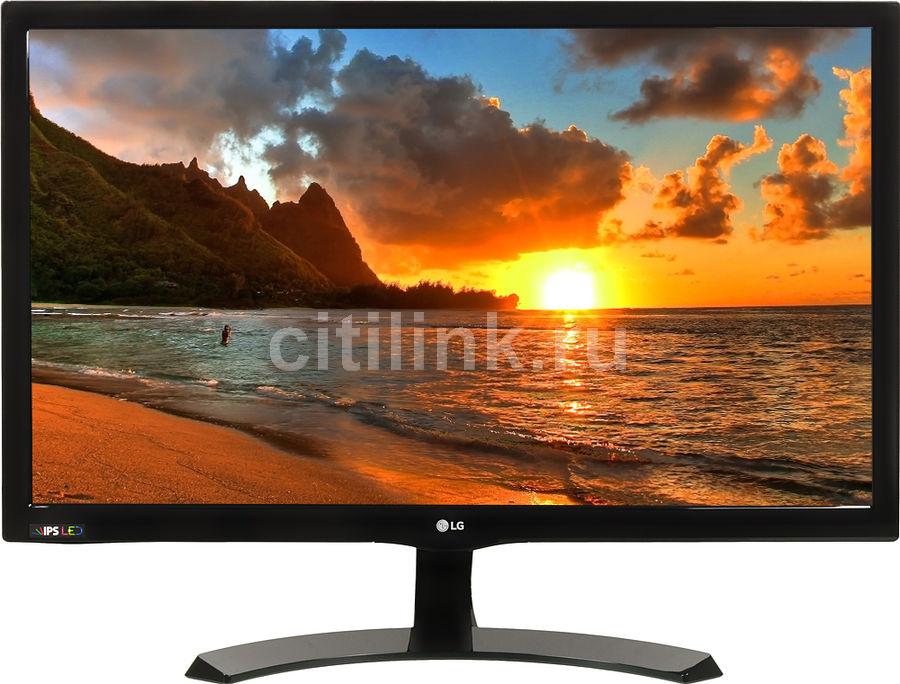 """LED телевизор LG 27MT58VF-PZ  """"R"""", 27"""", FULL HD (1080p),  черный"""