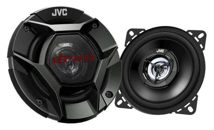 Колонки автомобильные JVC CS-DR420,  коаксиальные,  220Вт