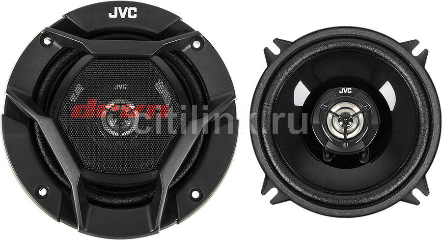 Колонки автомобильные JVC CS-DR520,  коаксиальные,  260Вт