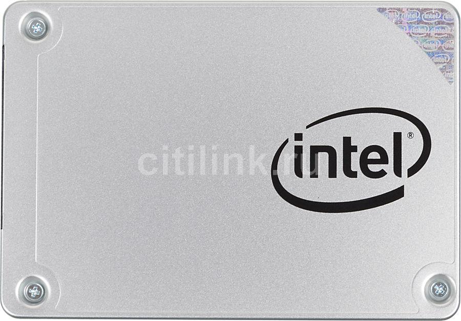 """SSD накопитель INTEL 540s Series SSDSC2KW240H6X1 240Гб, 2.5"""", SATA III [ssdsc2kw240h6x1 948571]"""