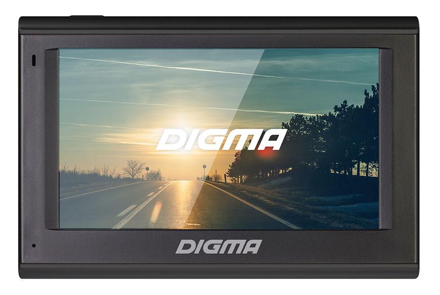 GPS навигатор DIGMA ALLDRIVE 401,  4.3