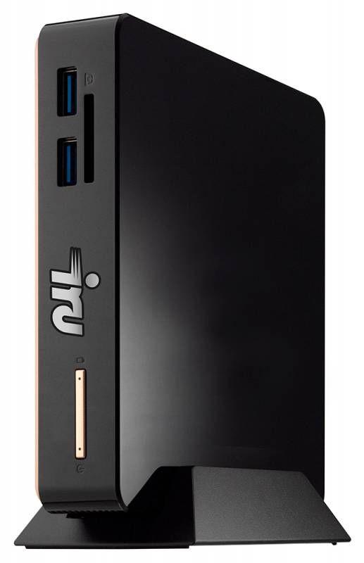 Неттоп  IRU 115,  Intel  Celeron  3205U,  DDR3L 2Гб, 500Гб,  Intel HD Graphics,  CR,  Windows 10 Home,  черный [361806]