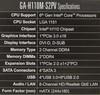 Материнская плата GIGABYTE GA-H110M-S2PV, LGA 1151, Intel H110, mATX, Ret вид 9