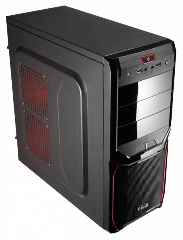 Компьютер  IRU Office 311,  Intel  Celeron  G1840,  DDR3 4Гб, 500Гб,  Intel HD Graphics,  Windows 10 Home,  черный [361904]