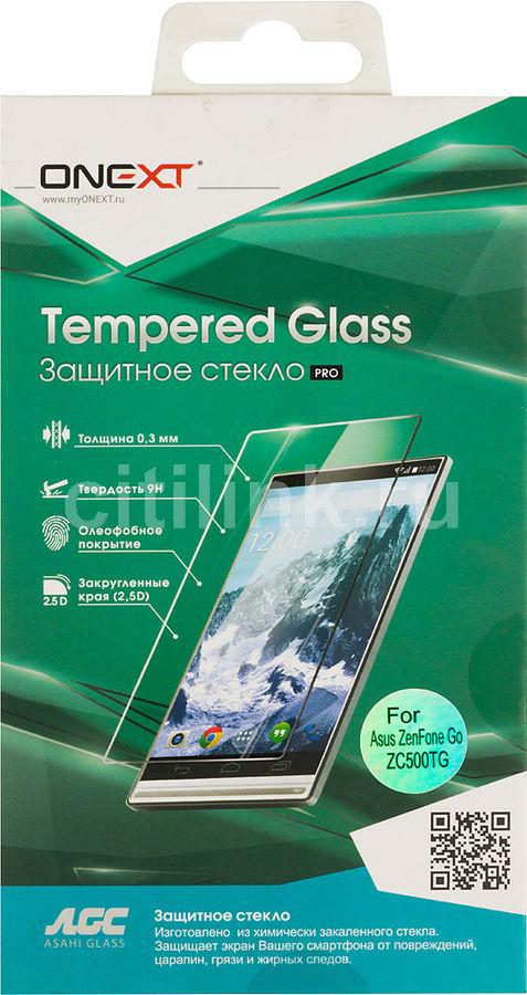 Защитное стекло ONEXT для Asus Zenfone Go ZC500TG,  1 шт [41049]
