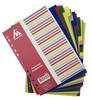 Разделитель индексный Бюрократ ID118 A4 пластик 31 индексов цветные разделы вид 2