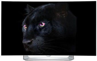 LED телевизор LG 55EG910V