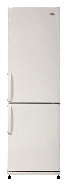 Холодильник LG GA-B409UEDA,  двухкамерный,  бежевый