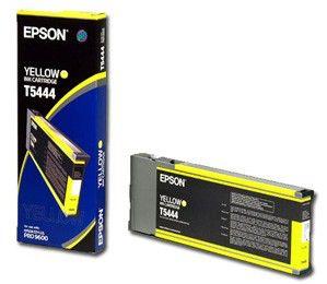 Картридж EPSON C13T544400 желтый