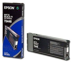 Картридж EPSON C13T544800 черный матовый