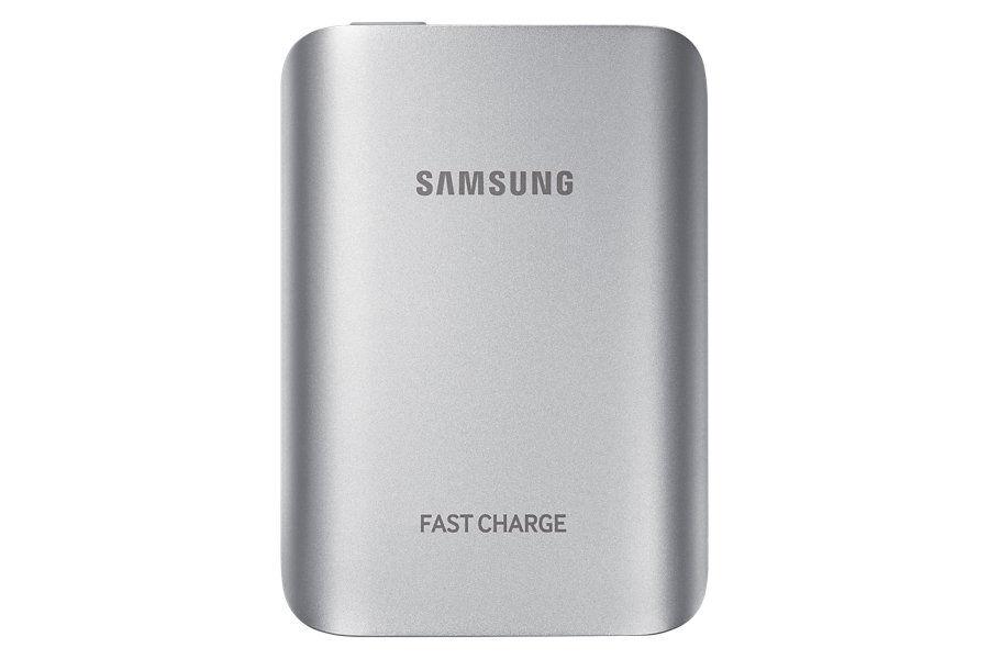 Внешний аккумулятор SAMSUNG EB-PG930BSRGRU,  5100мAч,  серебристый