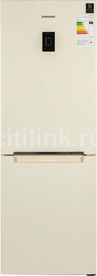 Холодильник SAMSUNG RB30J3200EF,  двухкамерный, бежевый [rb30j3200ef/wt]