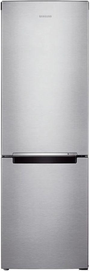 Холодильник SAMSUNG RB30J3000SA,  двухкамерный, серебристый [rb30j3000sa/wt]