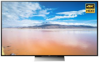 LED телевизор SONY KD55XD9305BR2  55