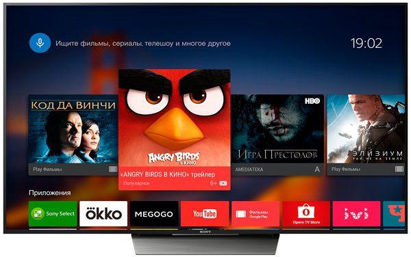 LED телевизор SONY BRAVIA KD65XD8599BR2  65