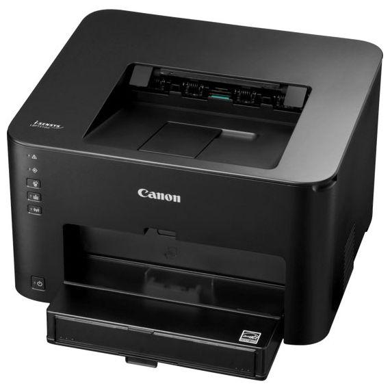 Принтер лазерный CANON i-SENSYS LBP151dw лазерный, цвет:  черный [0568c001]
