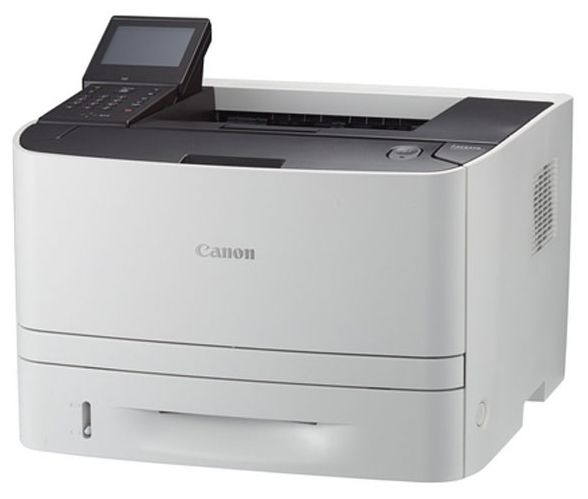 Принтер CANON i-SENSYS LBP253x лазерный, цвет:  серый [0281c001]