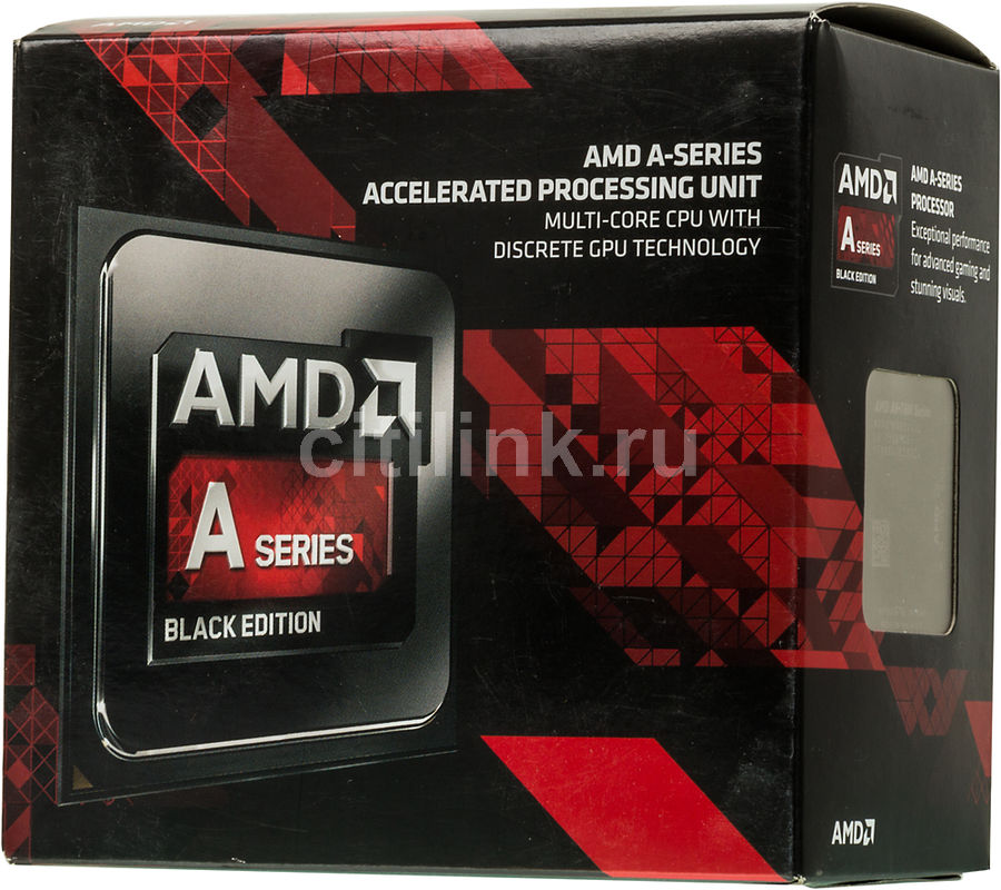 Процессор AMD A8 7670K, SocketFM2+ BOX [ad767kxbjcsbx]