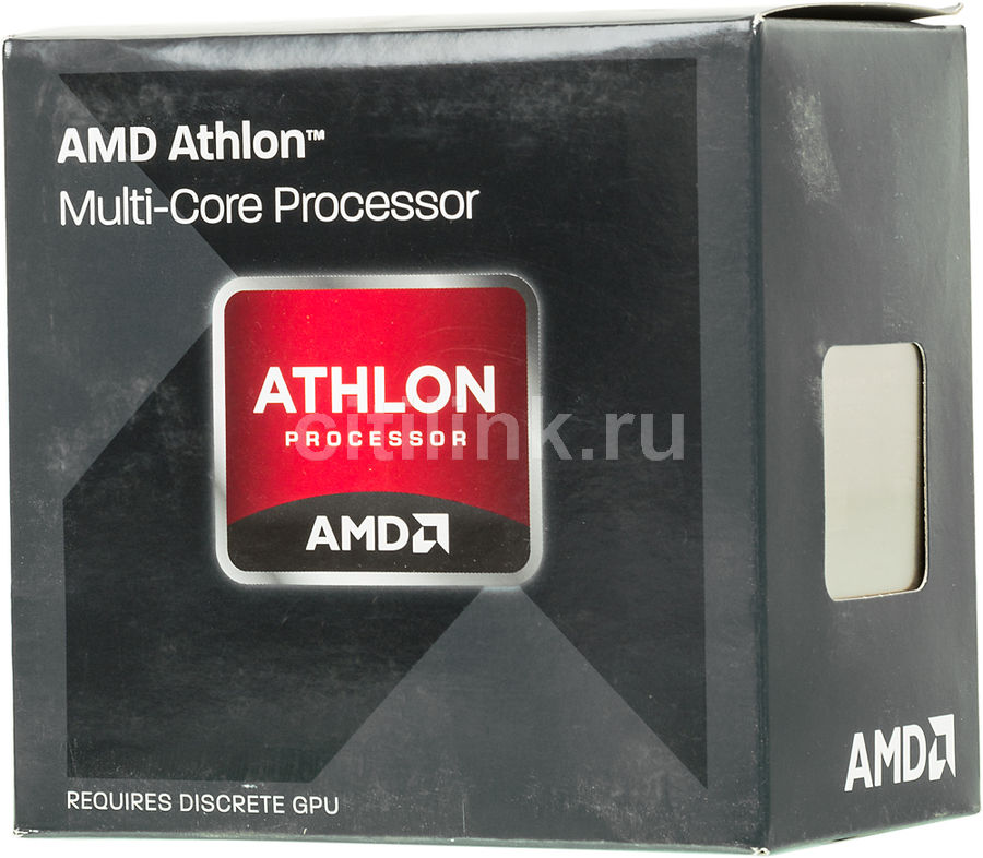 Процессор AMD Athlon X4 860K, SocketFM2+ BOX [ad860kxbjasbx]