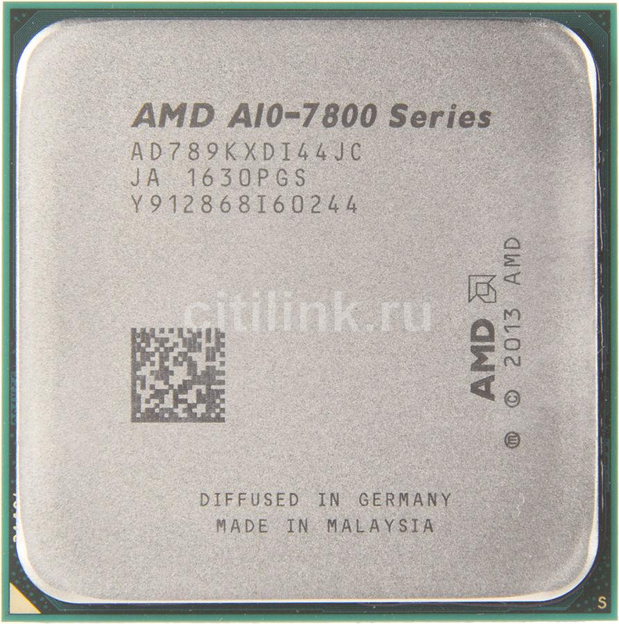 Процессор AMD A10 7890K, SocketFM2+,  OEM [ad789kxdi44jc]