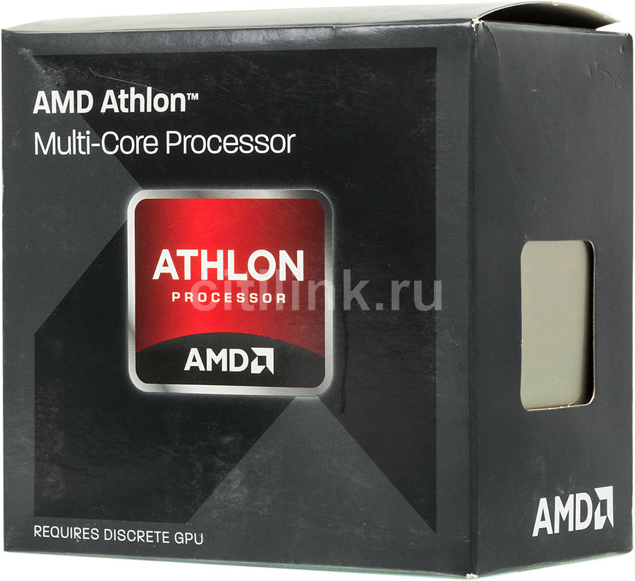 Процессор AMD Athlon X4 870K, SocketFM2+ BOX [ad870kxbjcsbx]