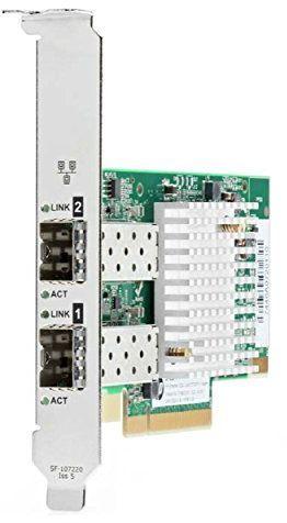 Адаптер HPE Ethernet 10Gb 2-port 562SFP+ (727055-B21)