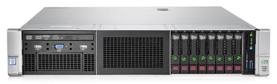 "Сервер HPE ProLiant DL380 Gen9 2xE5-2650v4 2x16Gb x24 8x 2.5"" P440ar 2GB 2x800W 3-3-3 (826684-B21)"