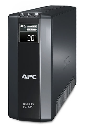 Источник бесперебойного питания APC Back-UPS Pro BR900G-RS-W3Y,  900ВA