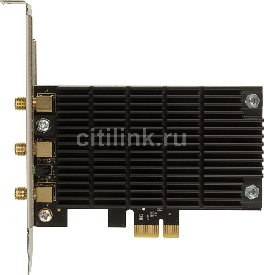 Сетевой адаптер WiFi TP-LINK ARCHER T9E PCI Express
