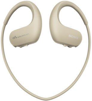 MP3 плеер SONY NW-WS413 flash 4Гб кремовый [nwws413c.ee]