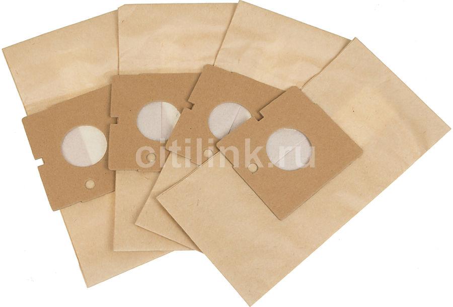 Пылесборники FILTERO LGE 03 Эконом,  бумажные,  4