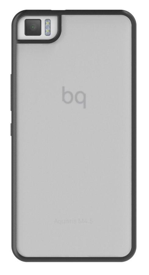 Чехол (клип-кейс) BQ Gummy, для BQ Aquaris M4.5, черный [e000576]