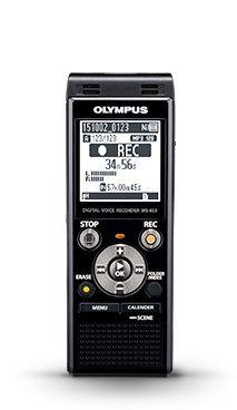 Диктофон OLYMPUS WS-853 8 Gb,  черный