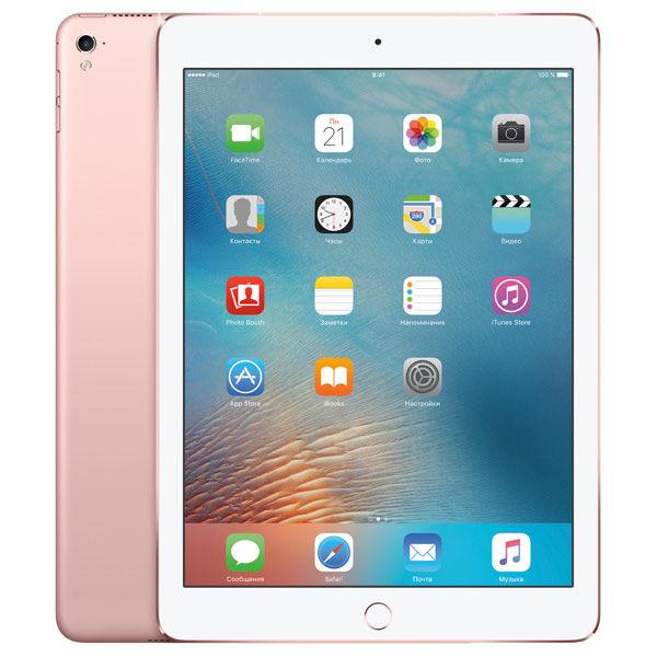 """Планшет APPLE iPad Pro 9.7"""" 32Gb Wi-Fi + Cellular MLYJ2RU/A,  32GB, 3G,  4G,  iOS розовый"""