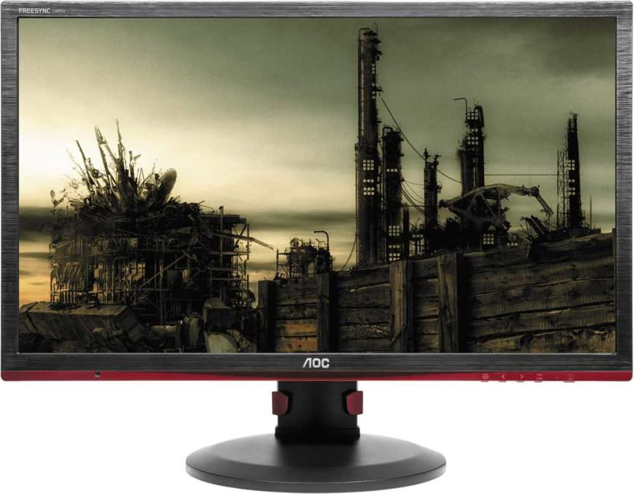 "Монитор AOC 24"" Gaming G2460PF TN+film 1920x1080 144Hz FreeSync 350cd/m2 16:9"