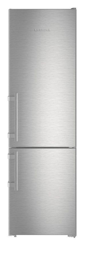 Холодильник LIEBHERR Cef 4025,  двухкамерный, серебристый