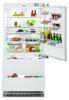 Встраиваемый холодильник LIEBHERR ECBN 6156 белый вид 3
