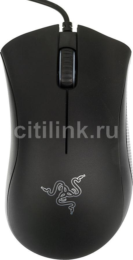 Мышь RAZER Deathadder 3500 оптическая проводная USB, черный [rz01-01630100-r3r1]