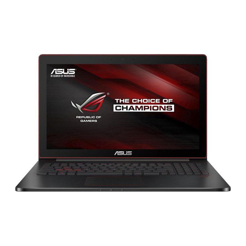 """Ноутбук ASUS ROG G501VW-FY131D, 15.6"""", Intel  Core i7  6700HQ 2.6ГГц, 8Гб, 1000Гб, nVidia GeForce  GTX 960M - 2048 Мб, Free DOS, 90NB0AU3-M02140,  черный"""