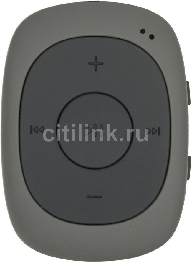 MP3 плеер DIGMA C2L flash 4Гб серый [c2lg]
