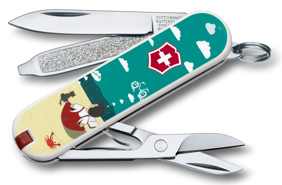Нож перочинный Victorinox Classic LE2016