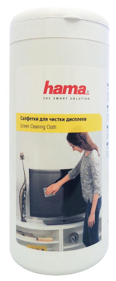 Влажные салфетки HAMA R1095850