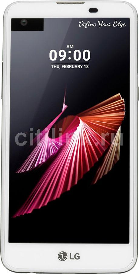 Смартфон LG X view K500DS  белый