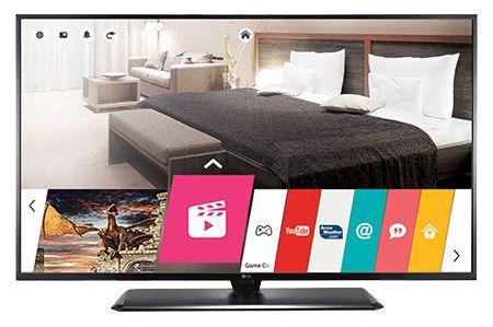 LED телевизор LG 43LX761H