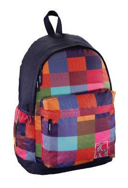 Рюкзак All Out Luton Sunshine Check черный/розовый/голубой/зеленый/синий [00129478]