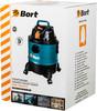 Строительный пылесос BORT BSS-1220-Pro синий [98291797] вид 12