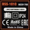 Строительный пылесос BORT BSS-1230 серый [98291070] вид 8