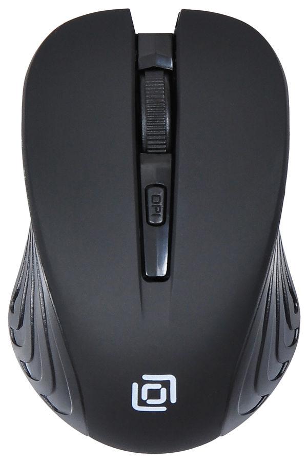 Купить Мышь ОКЛИК 545MW, беспроводная, USB, черный и черный в интернет-магазине СИТИЛИНК, цена на Мышь ОКЛИК 545MW, беспроводная, USB, черный и черный (368626) - Ижевск