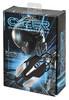 Мышь OKLICK 855G CYBER, игровая, оптическая, проводная, USB, черный и серебристый [gm-08m] вид 12